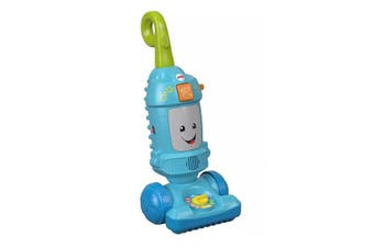Fisher Price Laugh And Learn Light Up Learning Vacuum