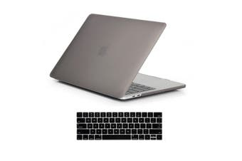 MacBook Pro 15 inch Case 2019 2018 2017 2016 Release A1990 A1707 Shell Cover case with Touch Bar - dark blue