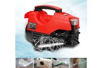 Portable High Pressure Washer Gun Hose Pump Electric Water Cleaner Gurney