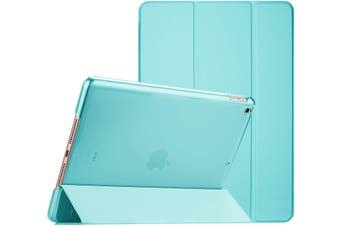 IPad 10.2 2019 7th  Slim Smart Case Cover light blue