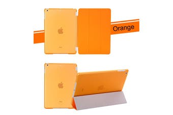 iPad Case for 9.7inch ipad Air2   6th Gen Smart Cover Stand Orange