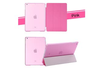 iPad Case for 9.7inch ipad Air2   6th Gen Smart Cover Stand pink
