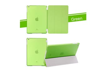 iPad Case for 9.7inch ipad Air  5th Gen Smart Cover Stand green