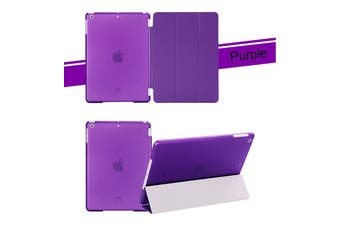 iPad Case for 9.7inch ipad Air  5th Gen Smart Cover Stand purple