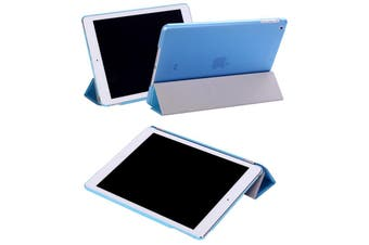 iPad Case for 9.7inch ipad Air  5th Gen Smart Cover Stand sky blue