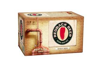 Matilda Bay Redback Original Beer Case 24 x 345mL Bottles