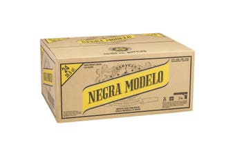Negra Modelo Beer Case 24 x 355mL Bottles