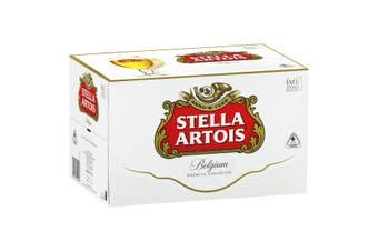 Stella Artois Beer Case 24 x 330mL