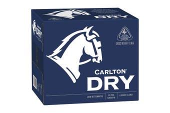 Carlton Dry Beer Case 12 x 700mL Bottles