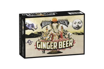 Brookvale Union Ginger Beer 24 x 330mL Cans