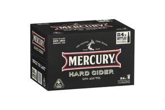 Mercury Hard Cider 24 x 335mL Bottles