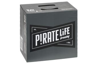 Pirate Life Imperial  IPA Beer Case 16 x 500ml Cans