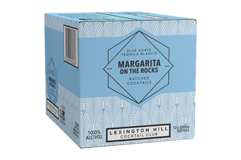Lexington Hill Margarita on the Rocks Case 12 x 300mL