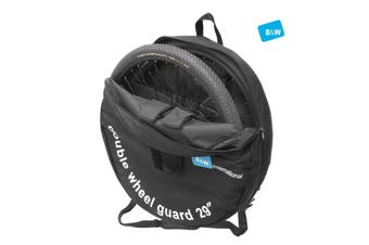 B&W Bike Double Wheel Bag Padded