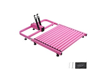 CyclingDeal Balance bike Trainer Treadmill for kids and Toddlers Sports Training and Balancing Equipment Pink
