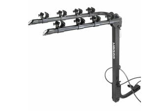 VENZO 4 Bicycle Bike Rack Hitch Mount Car Carrier