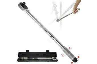 1/2 28-210Nm 1-Way Bicycle Bike Torque Wrench Repair Tool""