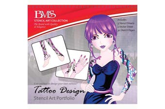 Tattoo Design Sketch Portfolio
