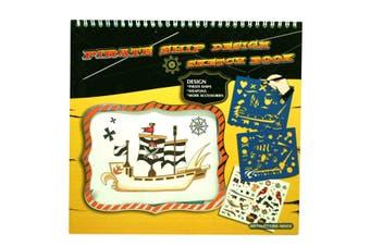 Pirate Ship Sketch Portfolio