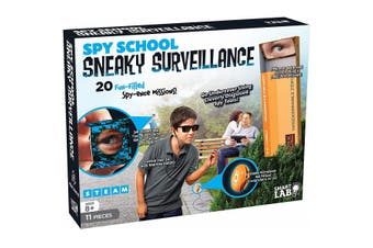 Spy School Sneaky Surveillance