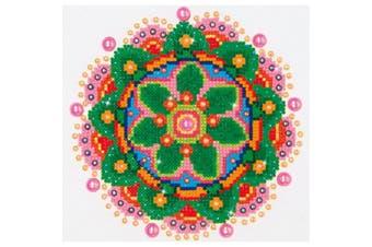 Flower Mandala by DIAMOND DOTZ