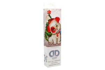 Christmas Pup & Mouse by DIAMOND DOTZ