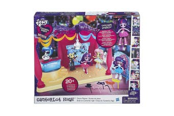 My Little Pony EG Canterlot High Dance Playset