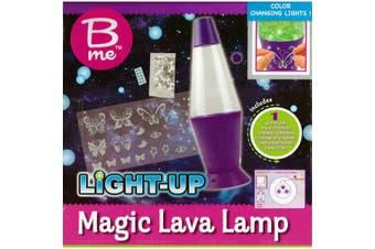 Light-Up Magic Lava Lamp