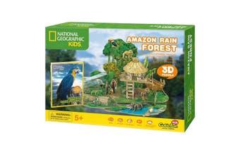 National Geographic Kids - Amazon Rain Forest