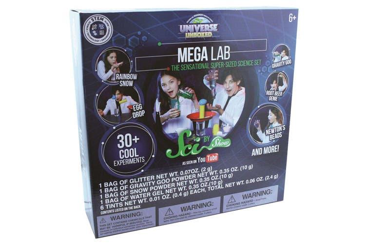 SciShow MEGA Science Lab