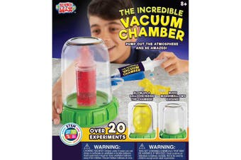 The Incredible Vaccum Chamber