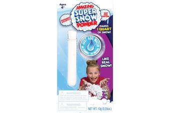 Amazing Super Snow Powder in a Test Tube