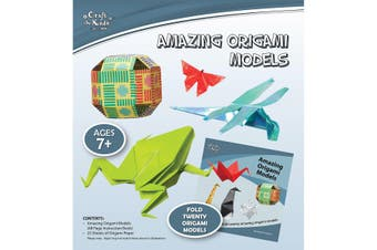 Amazing Origami Models