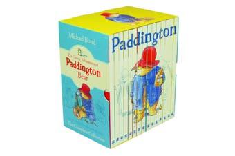 The Classic Adventures of Paddington Bear
