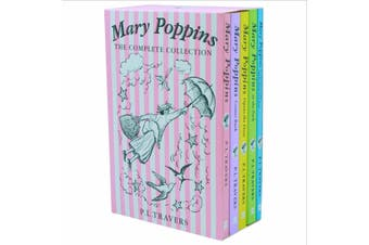 Mary Poppins - The Complete Collection Box Set
