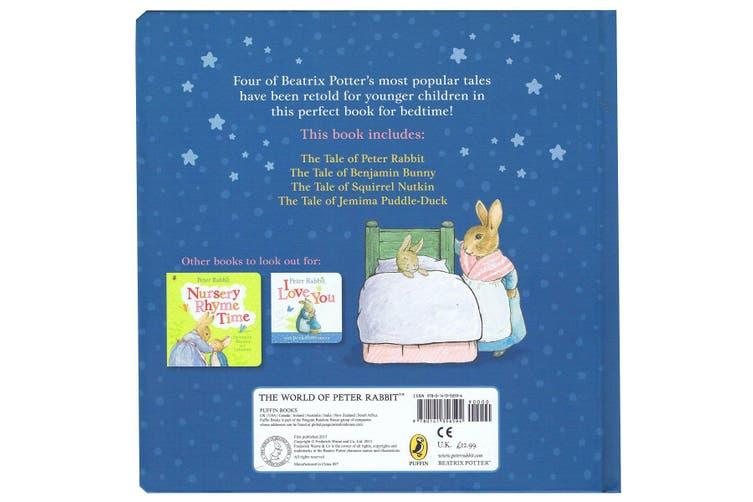 Peter Rabbit Bedtime Tales - 4 Favourite Stories