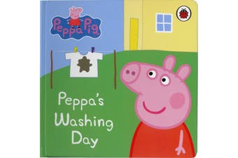 Peppa Pig - Peppa's Washing Day
