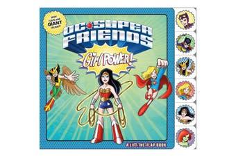 DC Super Friends: Girl Power!