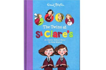 The Twins At St Clare's - By Enid Blyton