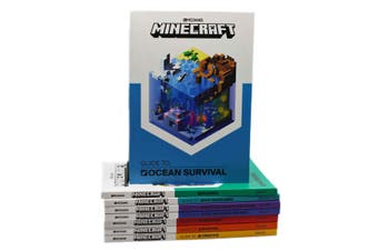 The Minecraft Collection Boxset