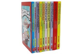 Captain Underpants Box Set