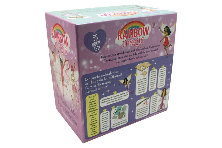 Rainbow Magic 35 Book Set