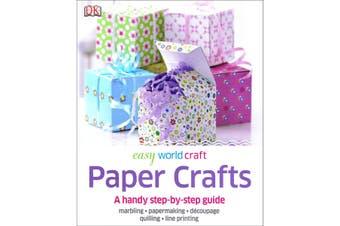 Dk Easy World Craft Paper Crafts