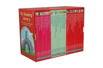 My Second Reading Library - 50 Book Box Set