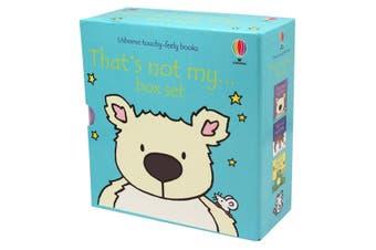 Thats Not My Frog Bear Donkey Boxset