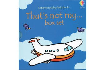 That's Not My . . . Box Set