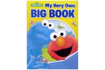 Sesame Street - My Very Own BIG BOOK