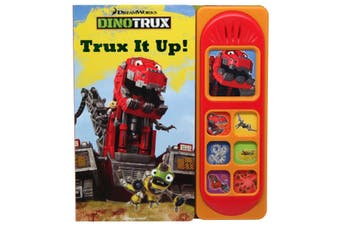 Dreamworks Dinotrux - Trux It Up! Play-a-Sound Book