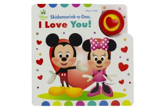 Disney Baby Skidamarink-a-Doo, I Love you! - Play-a-Song Book