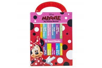 Disney Minnie - My Friend Minnie! My First Library